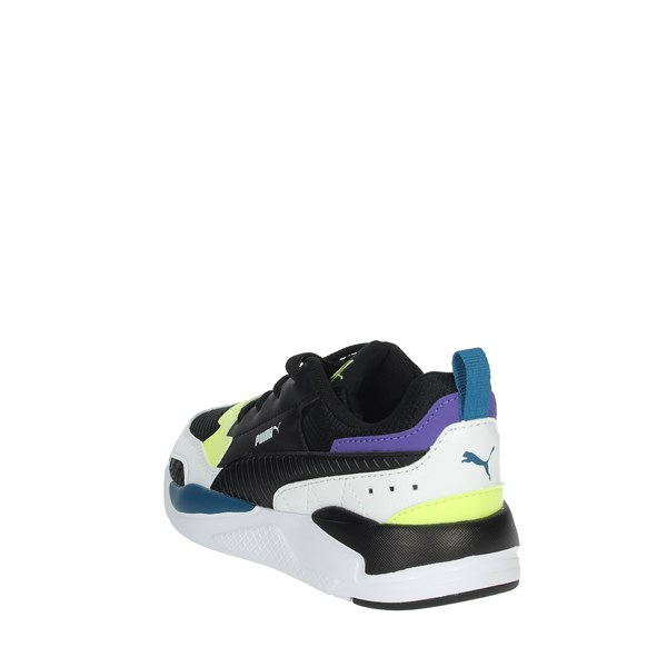 Puma Shoes Sneakers Black/White 374192