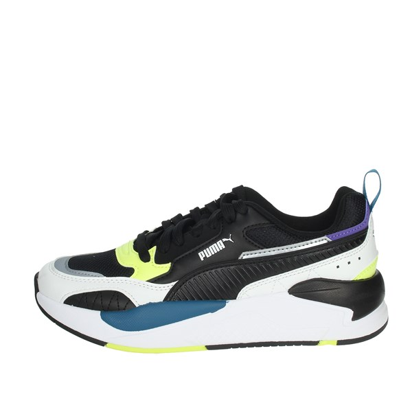 Puma Shoes Sneakers Black/White 374190