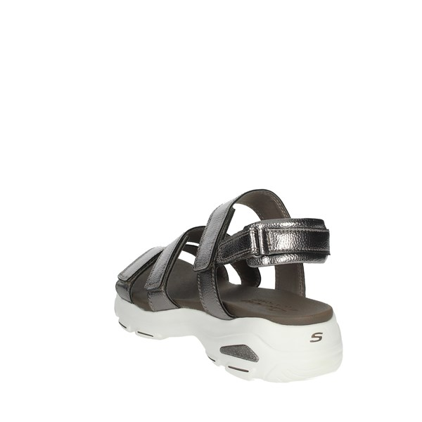 Skechers Shoes Sandals Charcoal grey 32382