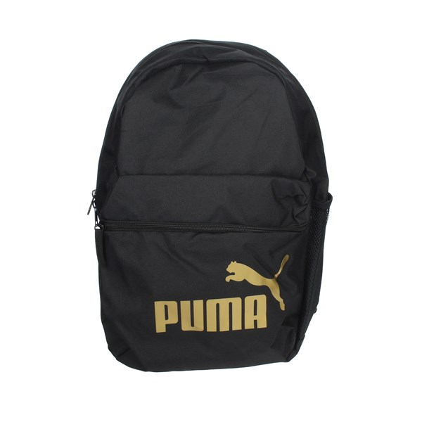 Puma Accessories Backpacks Black/Gold 075487