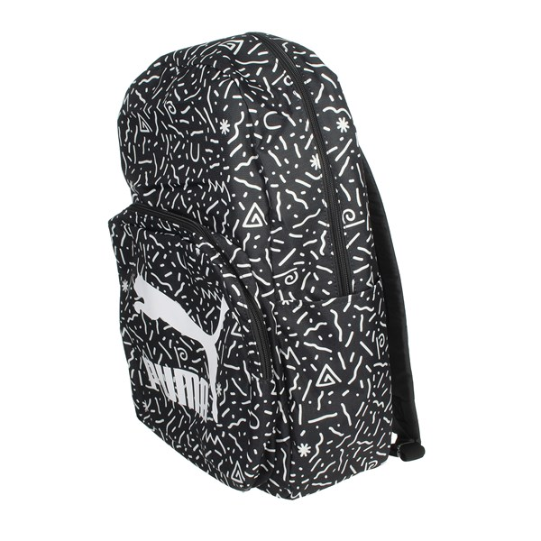 Puma Accessories Backpacks Black/White 077353