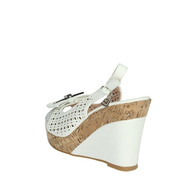 Laura Biagiotti Shoes Sandals White 6047