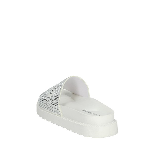 Laura Biagiotti Shoes Clogs White 6097