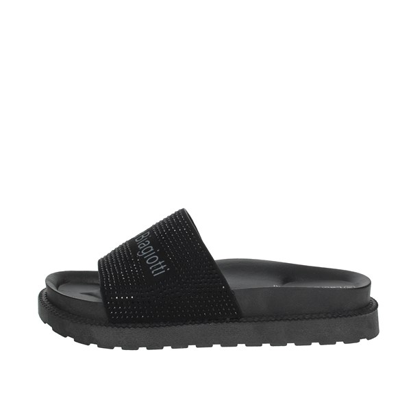 Laura Biagiotti Shoes Clogs Black 6097