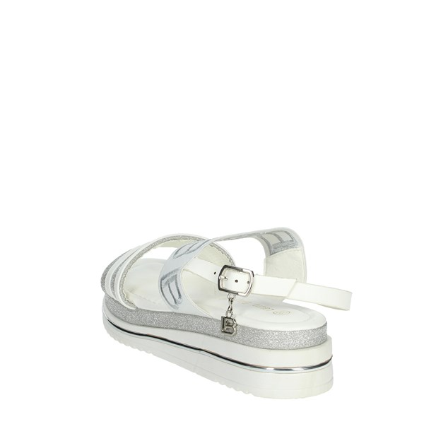 Laura Biagiotti Shoes Sandals White 6585