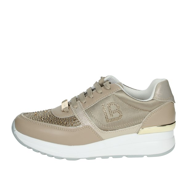 Laura Biagiotti Shoes Sneakers Beige 6101
