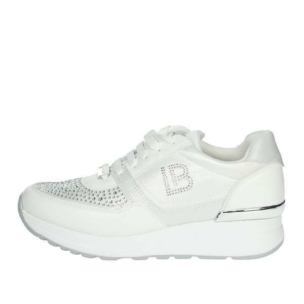Laura Biagiotti Shoes Sneakers White 6101