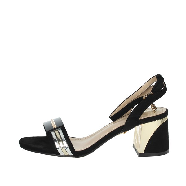 Laura Biagiotti Shoes Sandals Black 6006