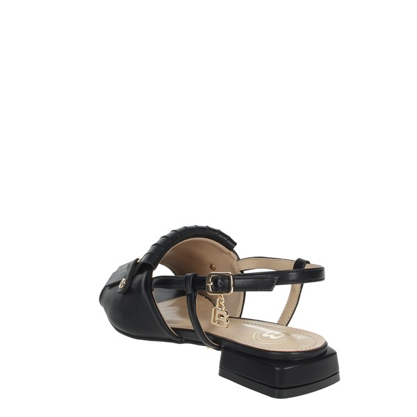 Laura Biagiotti Shoes Sandals Black 6133