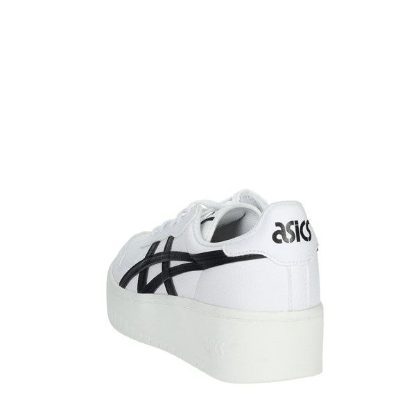 Asics Shoes Sneakers White/Black 1202A024