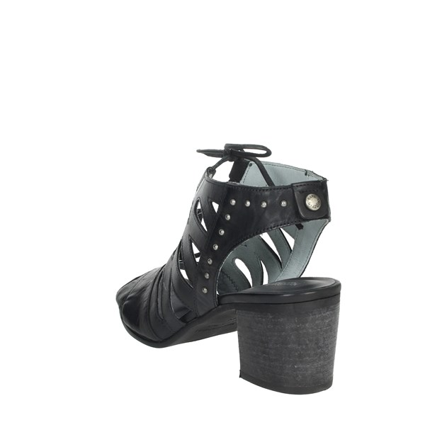 Nero Giardini Shoes Sandals Black E012292D