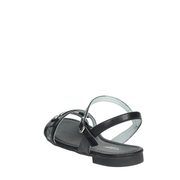Nero Giardini Shoes Sandals Black E012481D