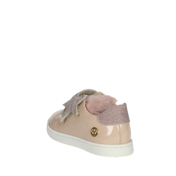 Florens Shoes Sneakers Light dusty pink E7061
