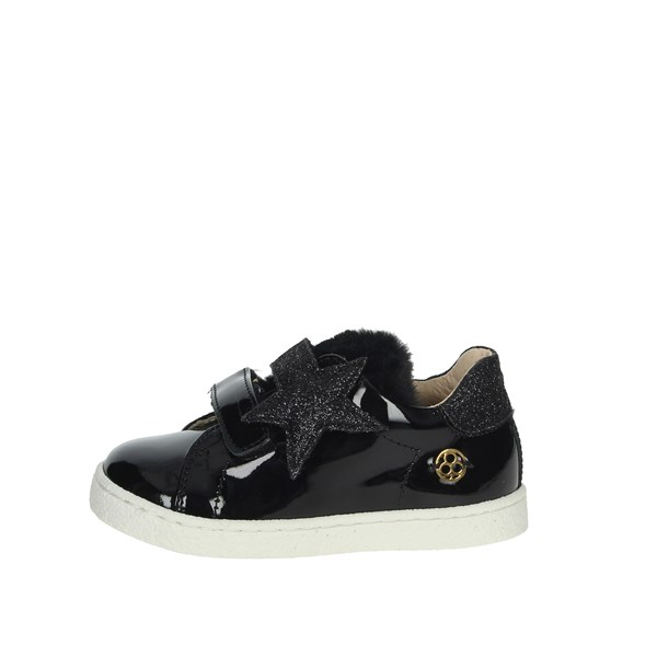 Florens Shoes Sneakers Black E7061