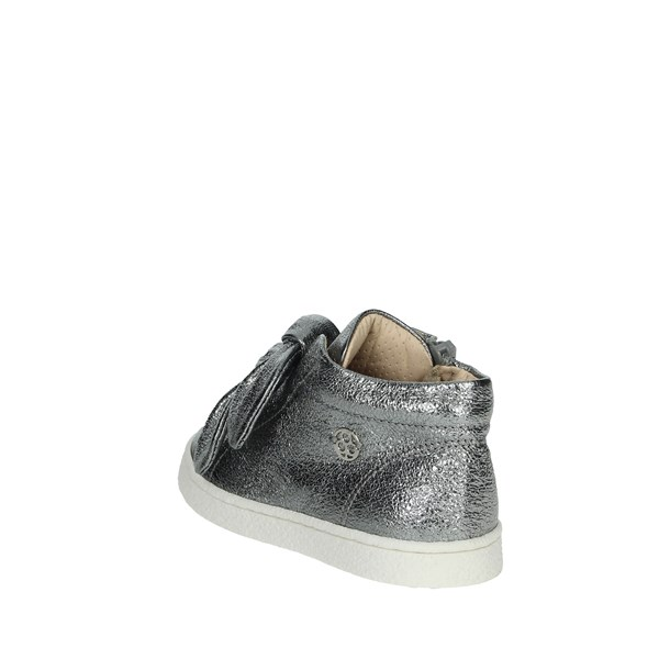 Florens Shoes Sneakers Steel grey E7063