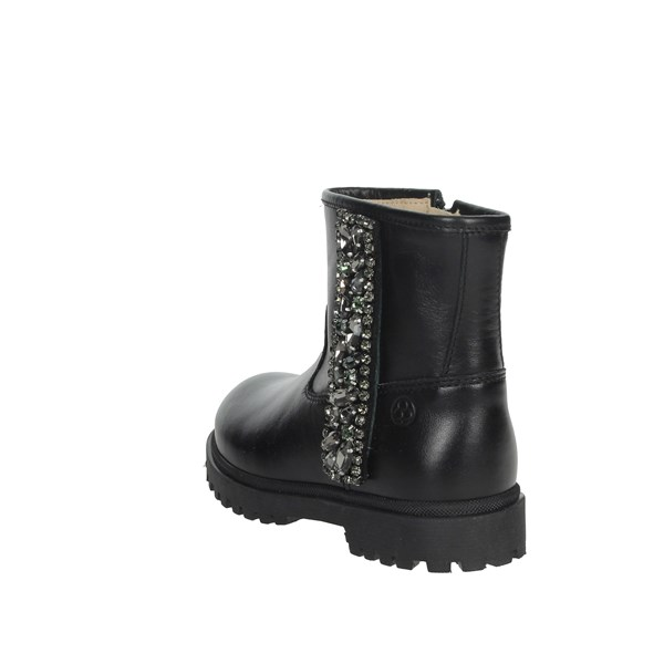Florens Shoes Ankle Boots Black E7368