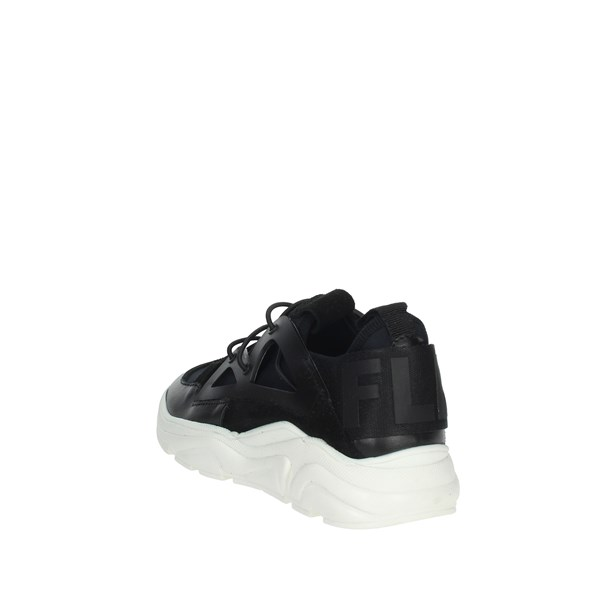 Florens Shoes Sneakers Black V6885