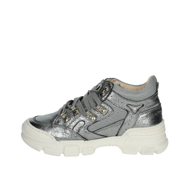 Florens Shoes Sneakers Steel grey F8852