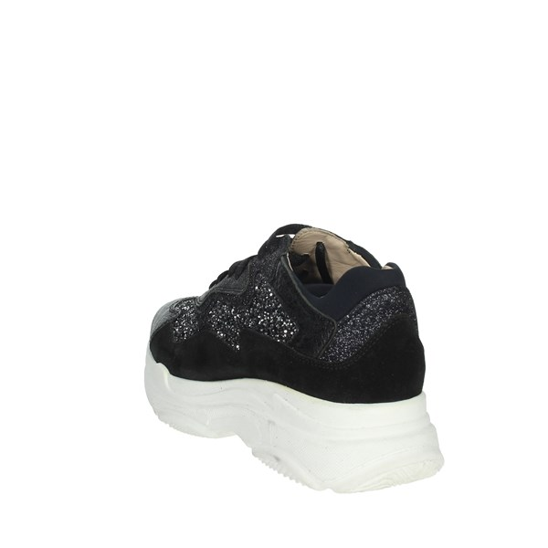 Florens Shoes Sneakers Black F8782