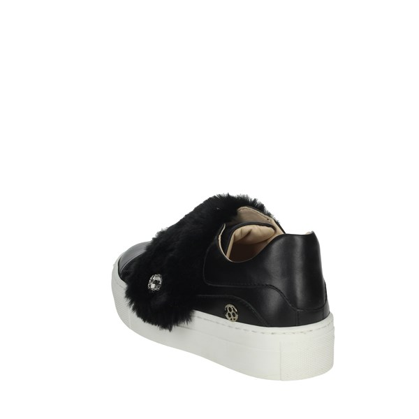 Florens Shoes Sneakers Black F8644