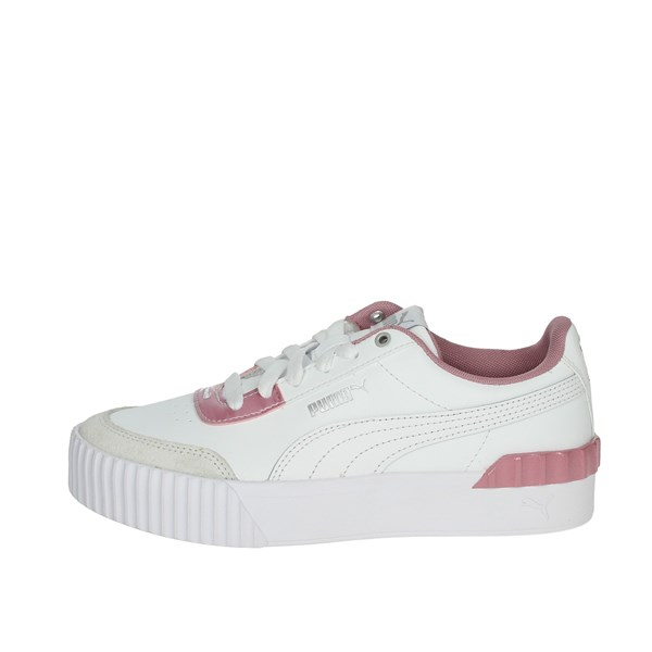 Puma Shoes Sneakers White/Pink 374141