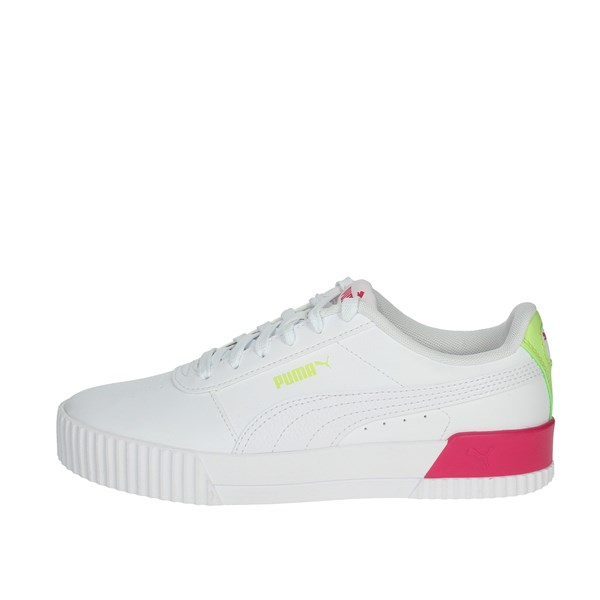 Puma Shoes Sneakers White 374695