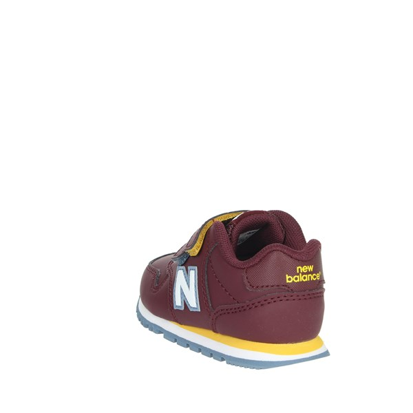 New Balance Shoes Sneakers Burgundy IV500RBB