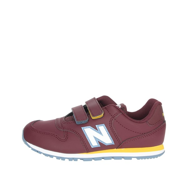 New Balance Shoes Sneakers Burgundy YV500RBB