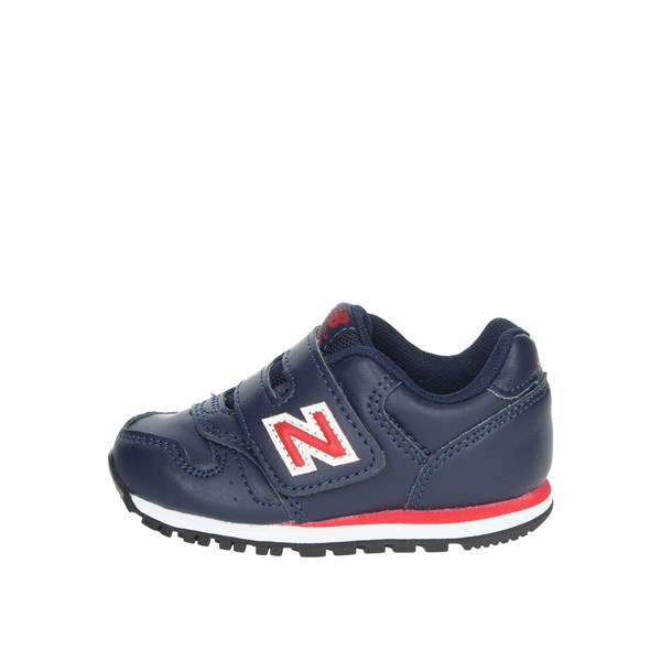 New Balance Shoes Sneakers Blue IV373ENO