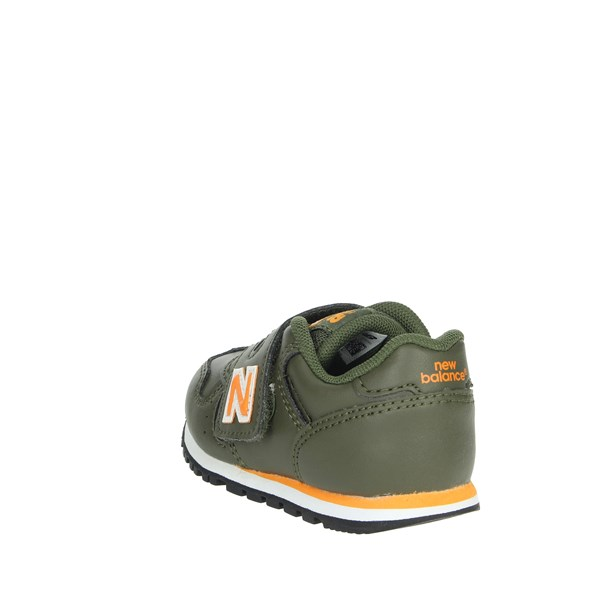 New Balance Shoes Sneakers Dark Green IV373EGY