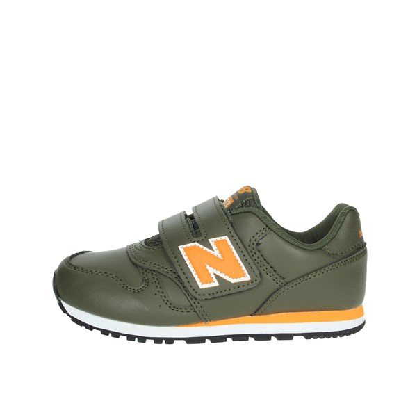 New Balance Shoes Sneakers Dark Green YV373EGY
