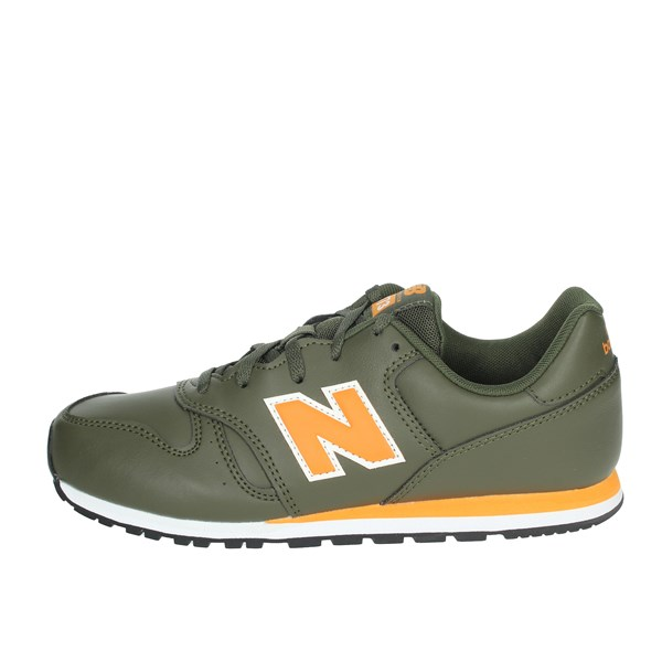 New Balance Shoes Sneakers Dark Green YC373EGY