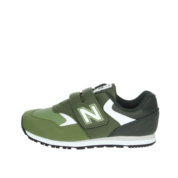 New Balance Shoes Sneakers Dark Green YV393TGN