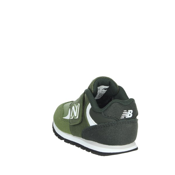 New Balance Shoes Sneakers Dark Green IV393TGN