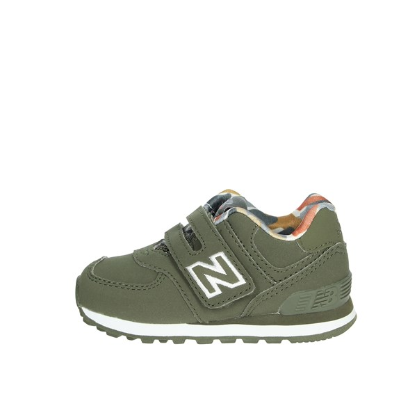 New Balance Shoes Sneakers Dark Green IV574GYL
