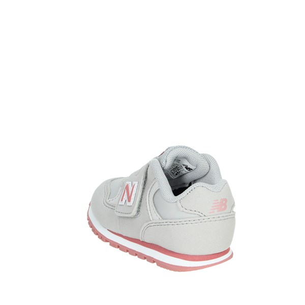 New Balance Shoes Sneakers Grey/Pink IV393CGP