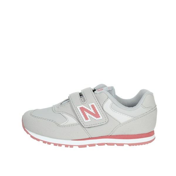 New Balance Shoes Sneakers Grey/Pink YV3793CGP