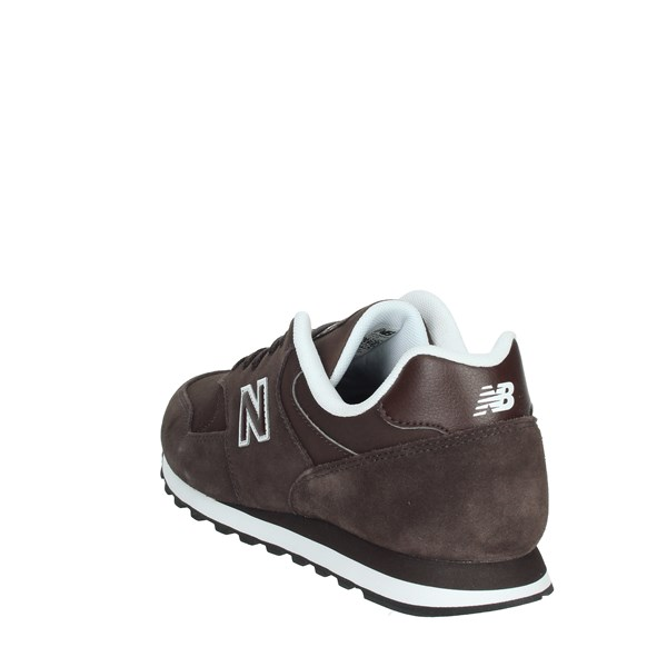 New Balance Shoes Sneakers Brown ML393LB1
