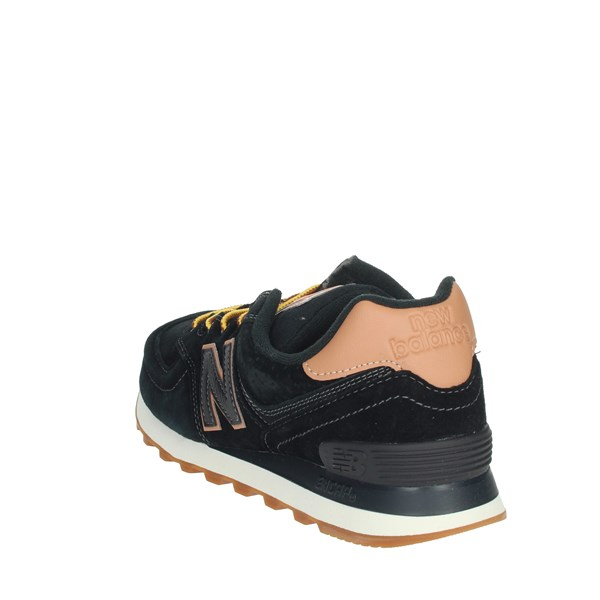 New Balance Shoes Sneakers Black ML574XAB