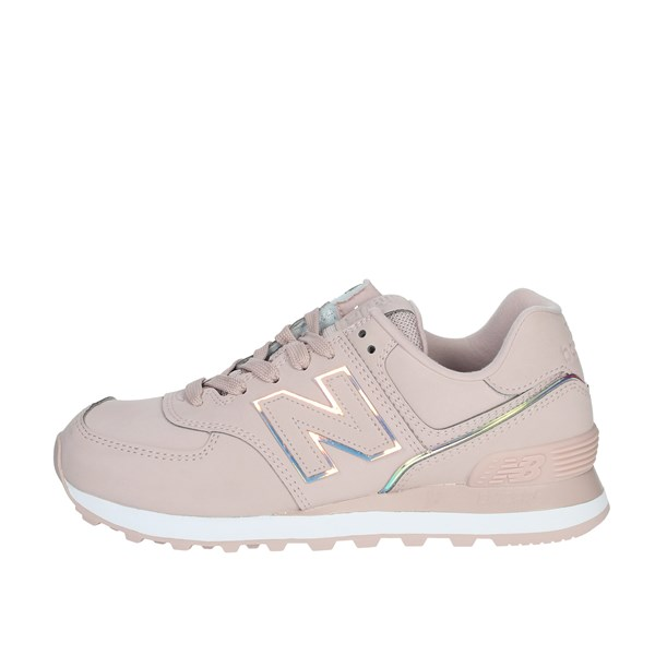 New Balance Shoes Sneakers Rose WL574CLH