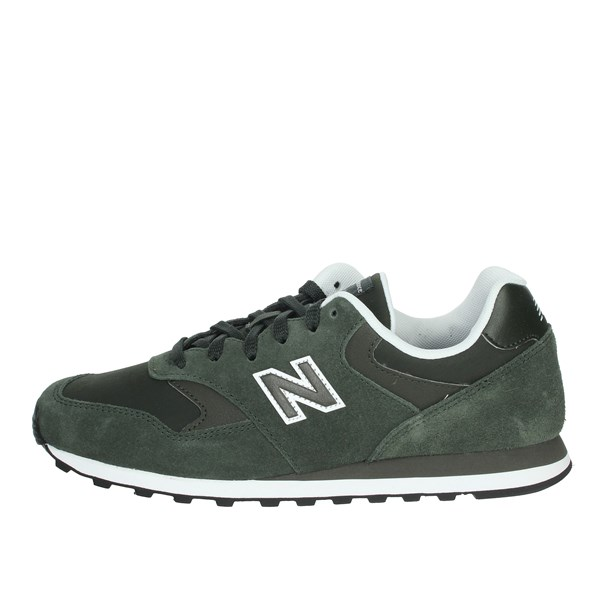 New Balance Shoes Sneakers Dark Green ML393LR1