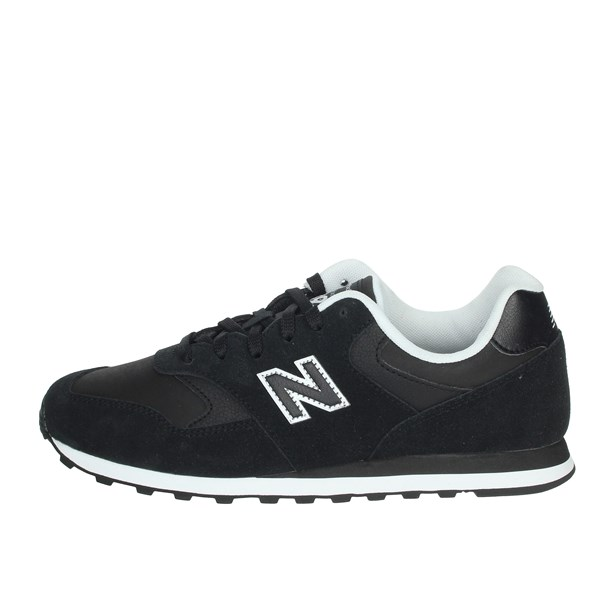 New Balance Shoes Sneakers Black ML393LK1
