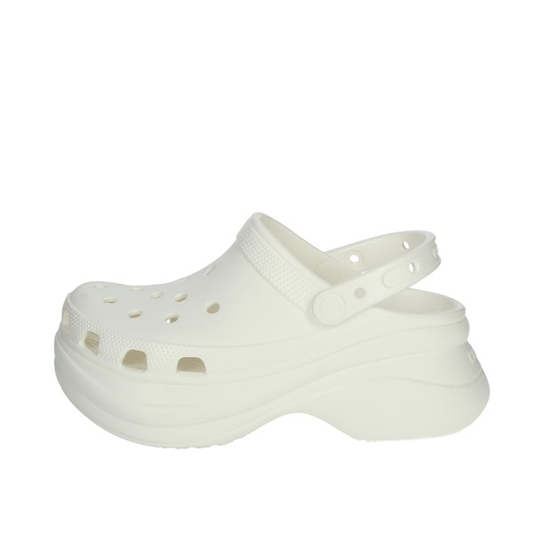 Crocs Shoes Sandal White 206302