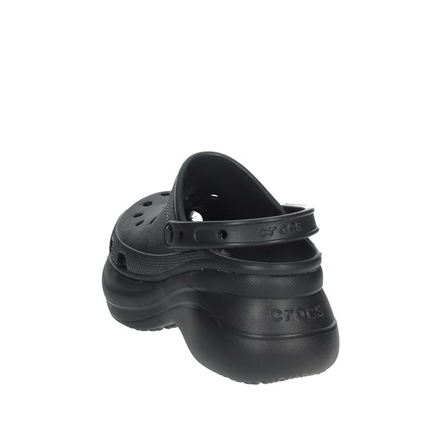 Crocs Shoes Sandal Black 206302
