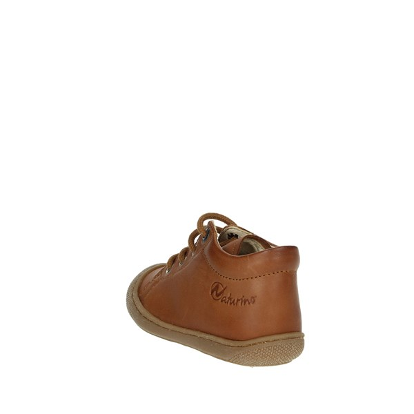 Naturino Shoes Sneakers Brown leather 0012012889.01