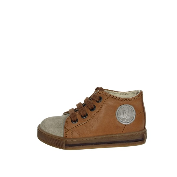Falcotto Shoes Sneakers Brown leather 0012014104.05