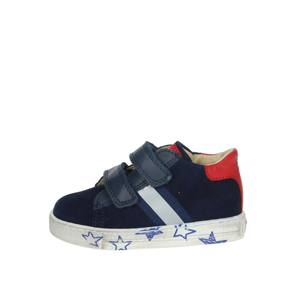 Falcotto Shoes Sneakers Blue/Red 0012014147.02