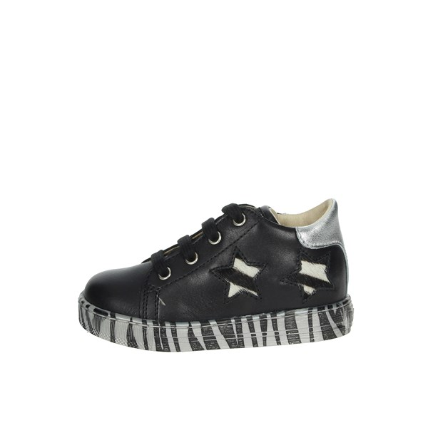Falcotto Shoes Sneakers Black/Silver 0012014144.01