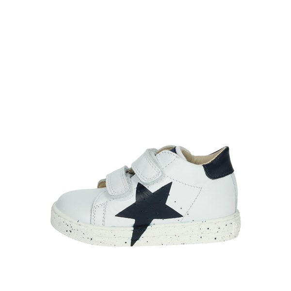 Falcotto Shoes Sneakers White/Blue 0012012818.03