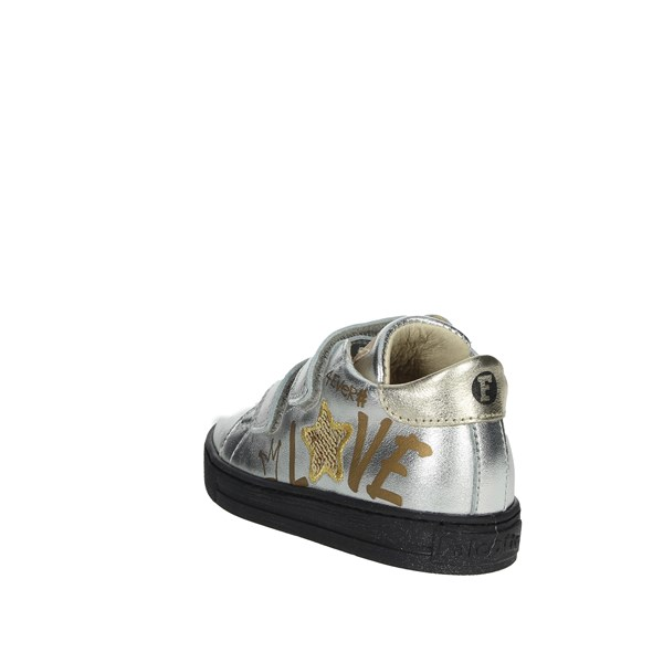 Falcotto Shoes Sneakers Silver/Gold  0012014215.02